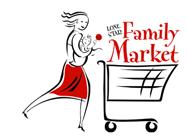 Lone Star Family Market Logo
