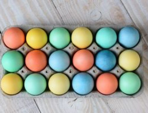 I'm Dying! A Guide To Coloring Eggs